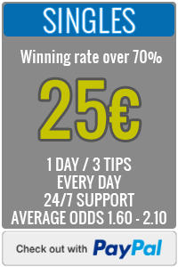 Best Football Tipster - Singles Day Prediction Service