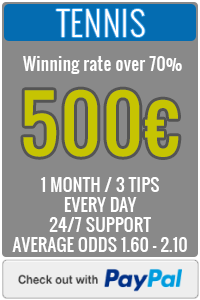 Best Football Tipster - Tennis Prediction Month Service